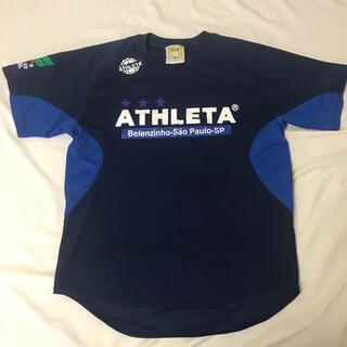 ATHLETA - ATHLETA Tシャツ フットサル サッカー