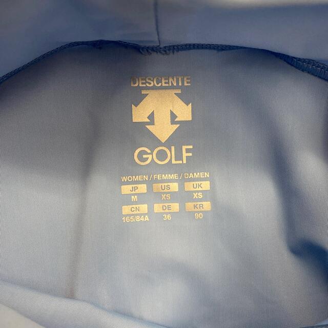 DESCENTE(デサント)のデサント ゴルフウェア レディース スポーツ/アウトドアのゴルフ(ウエア)の商品写真