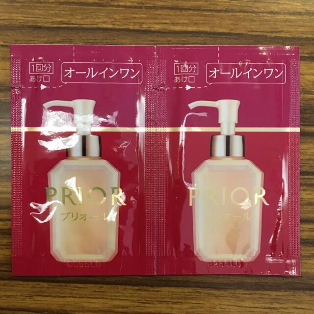 PRIOR(プリオール)のプリオール うるおい美リフトゲル コスメ/美容のスキンケア/基礎化粧品(オールインワン化粧品)の商品写真