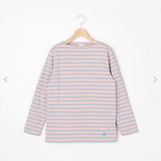 オーシバル(ORCIVAL)のオーシバル  バスクシャツ サイズ2(カットソー(長袖/七分))