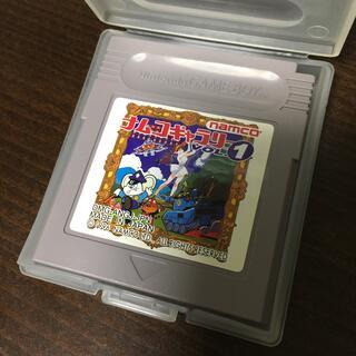 ゲームボーイ(ゲームボーイ)のゲームボーイソフト「ナムコギャラリー1」(家庭用ゲームソフト)