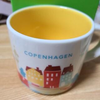 スターバックスコーヒー(Starbucks Coffee)のスターバックス コペンハーゲン 海外マグカップ(グラス/カップ)