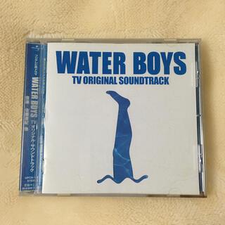 WATER BOYS TV ORIGINAL SOUNDRACK(テレビドラマサントラ)