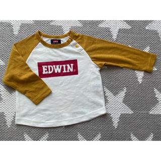 エドウィン(EDWIN)のEDWIN 長袖Tシャツ(Tシャツ/カットソー)