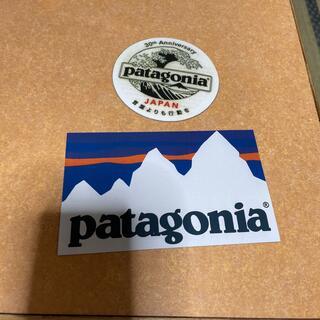 patagonia - パタゴニア マグネットステッカー
