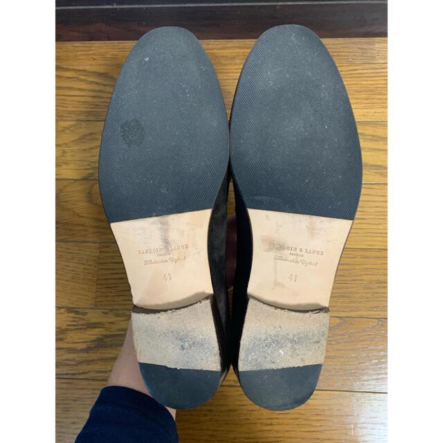 Crockett&Jones(クロケットアンドジョーンズ)のあさきた様専用 メンズの靴/シューズ(スリッポン/モカシン)の商品写真