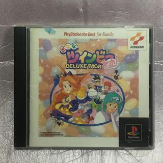プレイステーション(PlayStation)の初代プレイステーション 出たなツインビーヤッホー(家庭用ゲームソフト)