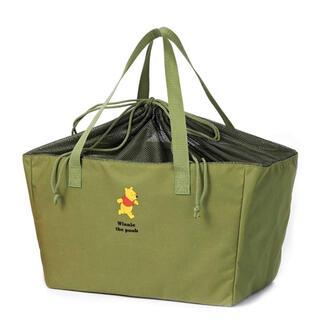 クマノプーサン(くまのプーさん)のDisneyくまのプーさん レジかごお買い物バッグ(その他)
