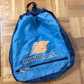 New Balance - new balance*ナイロンナップサック