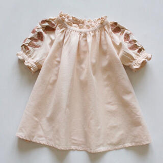 Caramel baby&child  - Apolina Vera Dress ワンピース Peony 2-3y