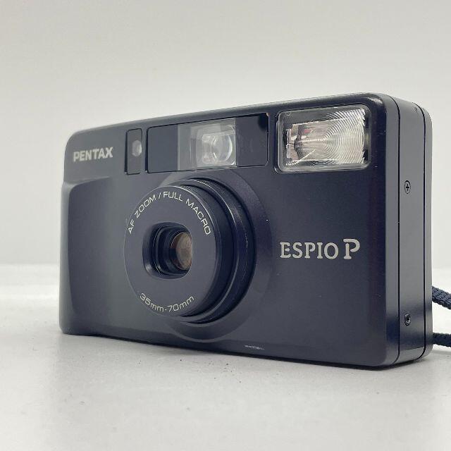 PENTAX(ペンタックス)の【完動品】Pentax Espio P フィルムカメラ コンパクトカメラ スマホ/家電/カメラのカメラ(フィルムカメラ)の商品写真