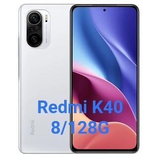 ANDROID - 新品未開封 xiaomi redmi K40 8/128 ホワイト
