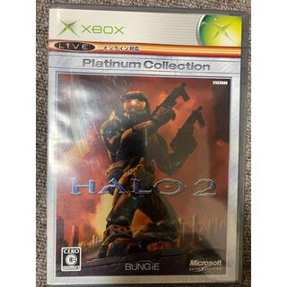 エックスボックス(Xbox)のHALO2 XBOX(家庭用ゲームソフト)