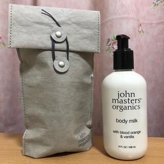 ジョンマスターオーガニック(John Masters Organics)のジョンマスター BO&V ボディミルクN (ブラッドオレンジ&バニラ)(ボディローション/ミルク)