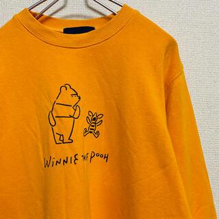 BEAMS - 一点物 BEAMS T Yu Nagaba × Pooh Crew Neck