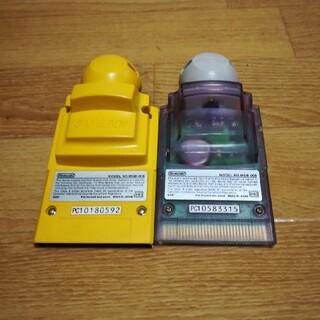 ゲームボーイ(ゲームボーイ)のゲームボーイ ポケットカメラ2台セット(携帯用ゲームソフト)