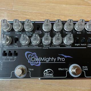 Vivie OwlMighty Pro (ベースエフェクター)