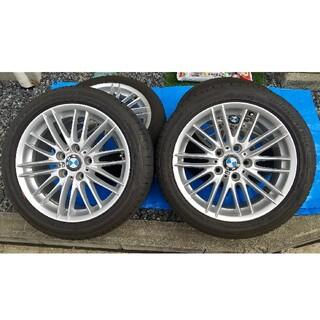 BMW -  BMW1リーズMスポーツ純正夏タイヤセット
