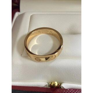 Cartier - Cartier カルティエ リング指輪 ゴールド K18