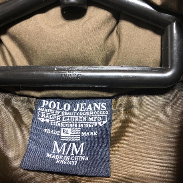 Ralph Lauren(ラルフローレン)のRalph Lauren Polo Jeans ダウンベスト メンズのジャケット/アウター(ダウンベスト)の商品写真