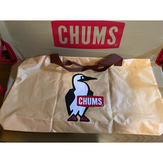 CHUMS - チャムス 特大 バック 新品