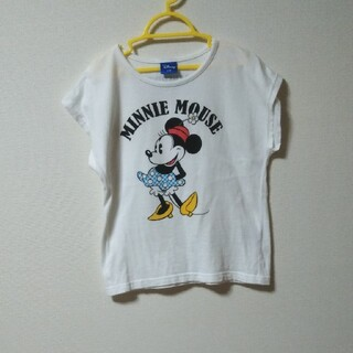 Disney - ミニーマウス Tシャツ キッズ 130