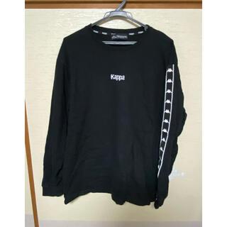 カッパ(Kappa)のビックシルエットロンT(Tシャツ/カットソー(七分/長袖))