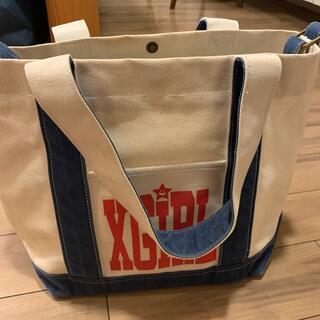 X-girl - エックスガール トートバッグ