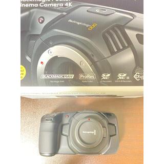 Panasonic - BMPCC4K Smallrig  ハーフケージ 追加バッテリー付き おまけ多数