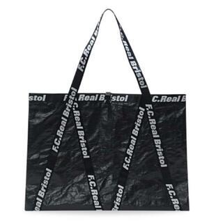 エフシーアールビー(F.C.R.B.)の専用 GROUND SHEET TOTE BAG (BLACK FREE)(トートバッグ)