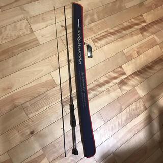 エバーグリーン(EVERGREEN)のポセイドン ソルティーセンセーション カーボンロッド PSSS-610S(ロッド)