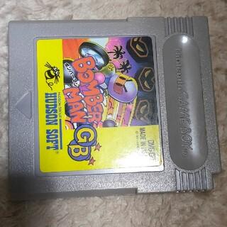 GAMEBOY BOMBER MAN GB(携帯用ゲームソフト)