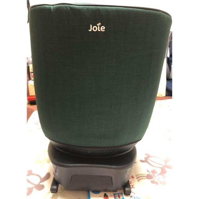 Joie (ベビー用品)(ジョイー)の【美品】チャイルドシート ジョイー arc 360 ISOFIX 新生児 キッズ/ベビー/マタニティの外出/移動用品(自動車用チャイルドシート本体)の商品写真