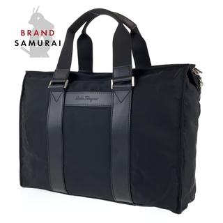 Salvatore Ferragamo - サルヴァトーレフェラガモ ビジネスバッグ ブリーフケース トートバッグ