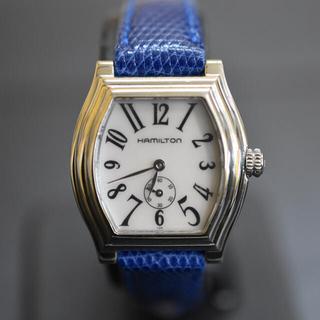 ハミルトン(Hamilton)のHAMILTON ハミルトン 腕時計 ダッドソン ミニ シェル H272110(腕時計)
