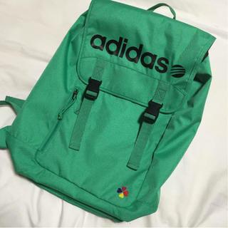 アディダス(adidas)のアディダス ももクロ 有安杏果(リュック/バックパック)