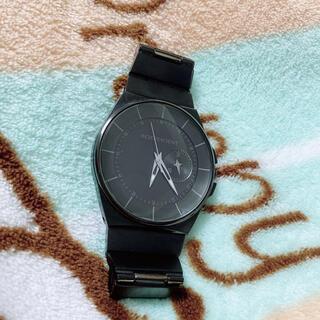 インディペンデント(INDEPENDENT)のインディペンデント メンズ 腕時計 ブラック(腕時計(アナログ))