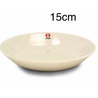 イッタラ(iittala)の再入荷!イッタラ ティーマプレート 15cm ホワイト(食器)
