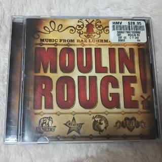 サウンドトラック 「映画 ムーラン ルージュ」(映画音楽)