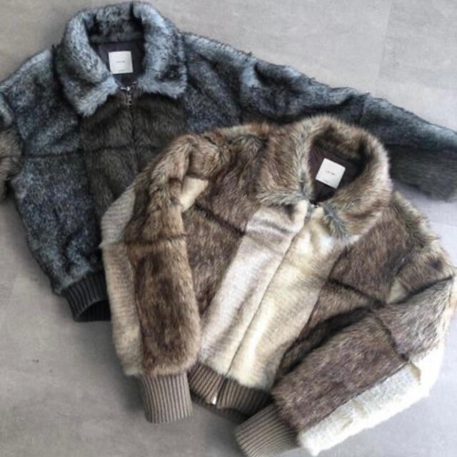 アウター レディースのジャケット/アウター(毛皮/ファーコート)の商品写真
