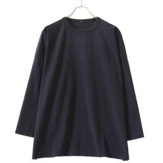 COMOLI - COMOLI 21ss フットボールTシャツ 2 コモリ