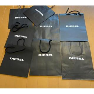 DIESEL - ディーゼル ショップ袋