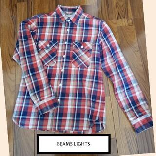 BEAMS - BEAMSライツ ネルシャツ