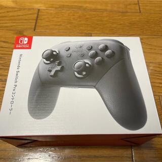 ニンテンドースイッチ(Nintendo Switch)のNintendo Switch Proコントローラー HAC-A-FSSKA(家庭用ゲーム機本体)