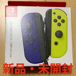 ニンテンドースイッチ(Nintendo Switch)の【新品・未開封】Nintendo switch Joy-Con ジョイコン(家庭用ゲーム機本体)