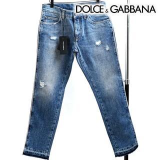 DOLCE&GABBANA - 新品 2017SS Dolce & Gabbana デニムパンツ 44