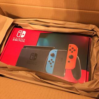 ニンテンドースイッチ(Nintendo Switch)のNintendo Switch 新品未使用 本体1台(家庭用ゲーム機本体)