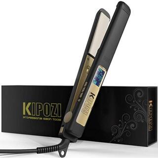 KIPOZI ストレート カール 2way メンズ 男女兼用 25mm (ヘアアイロン)