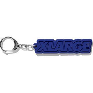XLARGE - ☆新品未使用☆XLARGE LOGO RUBBER KEYHOLDER