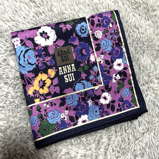 ANNA SUI - 【新品未使用】アナスイ ハンカチ